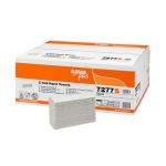 Servetele | prosoape pliate Z, 2 straturi, 21.5 x 24 cm, 120 buc | set, 25 seturi | cutie, CELTEX