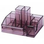 Suport pentru articole birou, plastic ABS, 9 compartimente, KEJEA