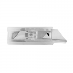 Lame | rezerve metalice trapezoidale, 18 mm, 10 buc | set, WESTCOTT