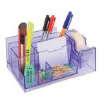 Suport pentru articole birou, plastic ABS, 10 compartimente, ARK 1444