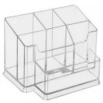 Suport pentru articole birou, plastic ABS, 6 compartimente, ARK 766