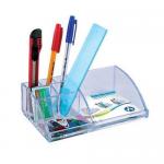 Suport tidy pentru articole birou, plastic ABS, 7 compartimente, ARK 2041