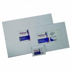 Folii pentru laminare, A6, 111x154 mm, 100 microni, 100 buc   set, OPTIMA